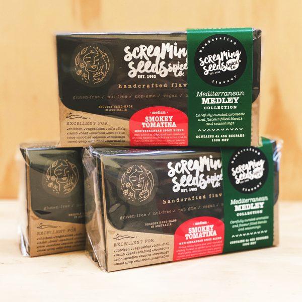Mediterranean Medley Spice Blend Gift Pack