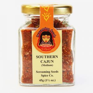 Southern Cajun Spice Blend 45g Jar