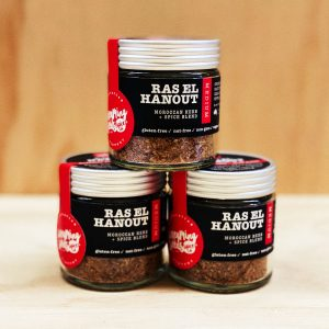 Ras El Hanout Moroccan Herb and Spice Blend