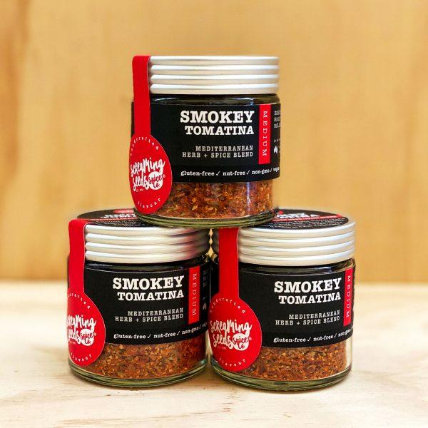 Smokey Tomatina