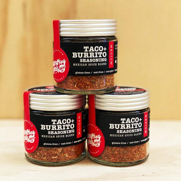 Taco + Burrito Seasoning