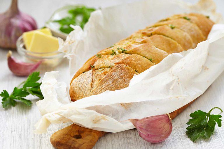 Island Garlic Bread
