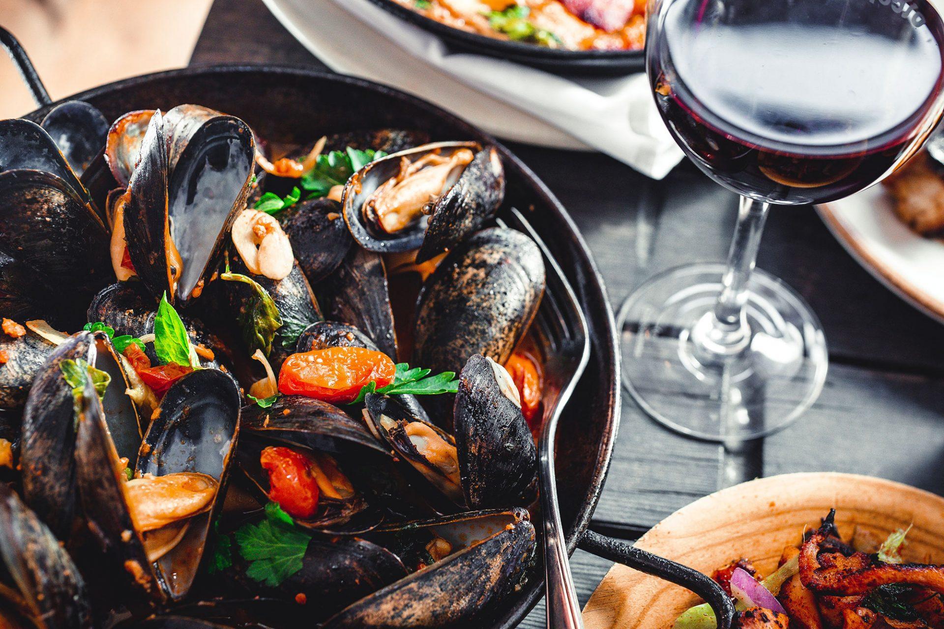 Joan's Mussels
